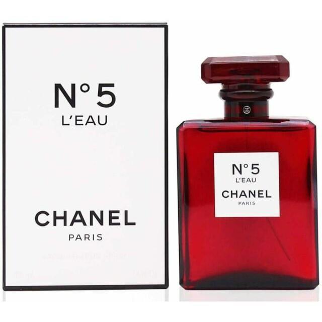 chanel-no-5-l'eau-red-edition-100mlwomen